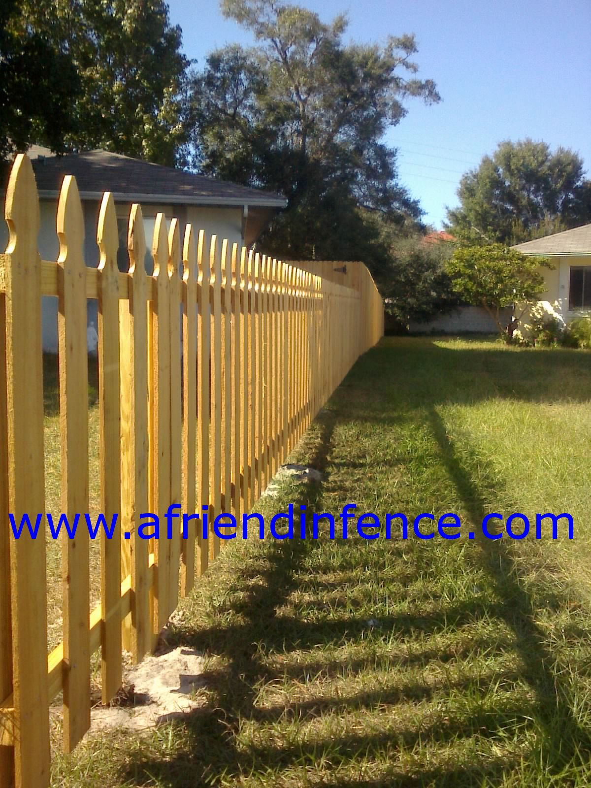 Chain link fence installation contractor in orlando and