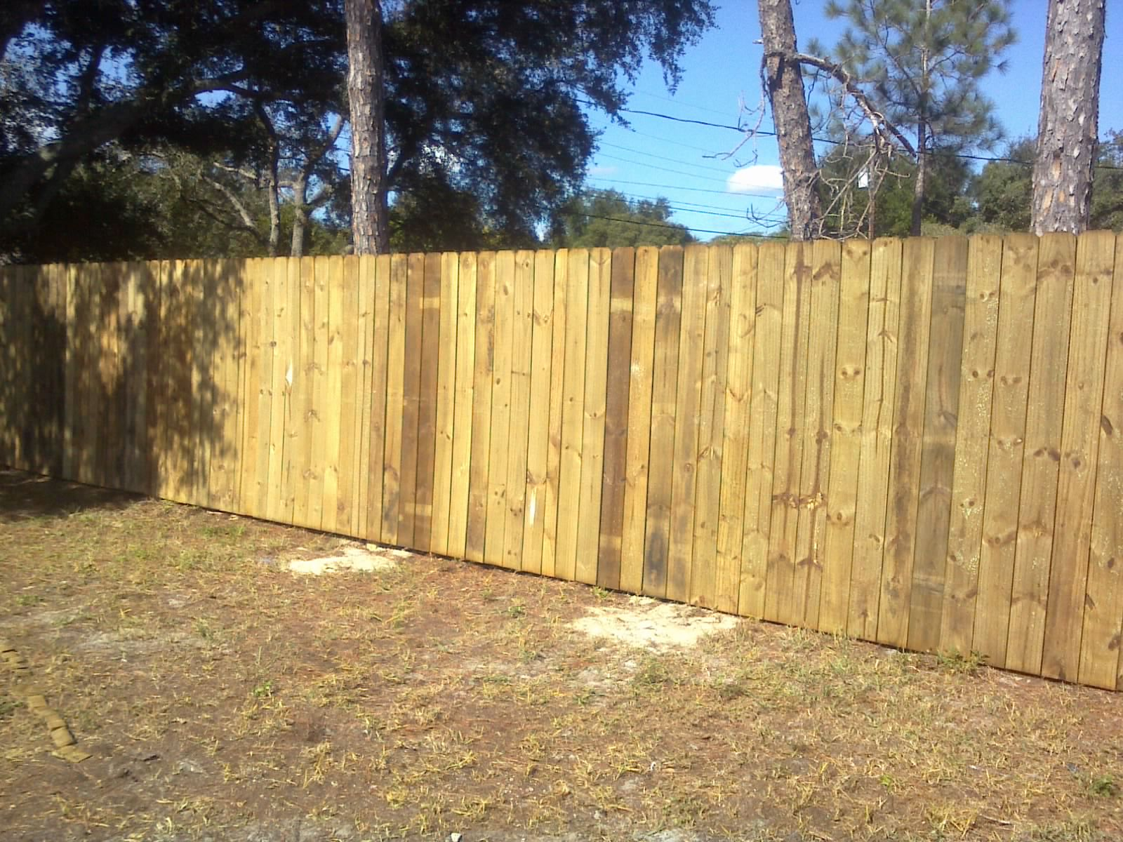 A Friend In Fence Llc Wood Fence Sales And Installation